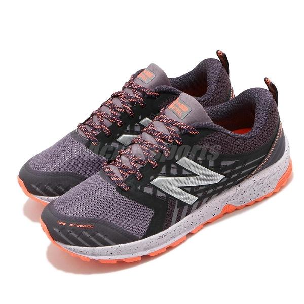 【六折特賣】New Balance 慢跑鞋 Fuel Core Nitrel Wide 寬楦頭 紫 黑 女鞋 運動鞋【ACS】 WTNTRLS1D