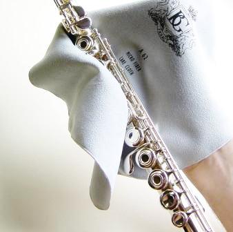 小叮噹的店- 樂器擦拭布 法國BG A62L 大號