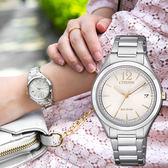 【公司貨5年延長保固】CITIZEN 星辰 Eco-Drive 極致優雅 光動能時尚女錶 FE6124-85A