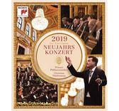 2019維也納新年音樂會 克里斯提安‧提勒曼&維也納愛樂 藍光BD 免運 (購潮8)