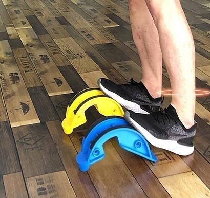 家用拉筋板健身斜踏神器瘦小腿抻經站凳腳部肌肉放松拉伸韌帶器材