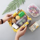 韓國小清新手拎保溫飯盒袋簡約防水可愛手提包帶飯的袋便當帶飯包