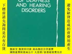 二手書博民逛書店The罕見Encyclopedia of Deafness and Hearing Disorders-耳聾和聽力
