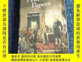 二手書博民逛書店The罕見Federalist Papers(聯邦黨人文集,英文版)Y323680 Alexander Ha