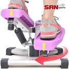 搖擺活氧美腿機.雙效2in1扭腰踏步機....