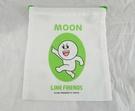 【震撼精品百貨】LINE FRIENDS_束口袋/饅頭人【共1款】