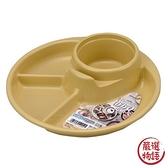 【日本製】【Inomata】日本製 烤肉野餐餐盤 圓形 米色(一組:10個) SD-13719 - Inomata