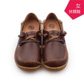 【A.MOUR 經典手工鞋】舒適休閒鞋 - 咖 / 休閒鞋 / 進口小牛皮 / 舒適鞋 / DH-7865
