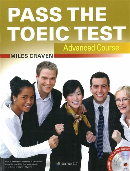 Pass the Toeic Test Advanced(with MP3+Key audio scripts)