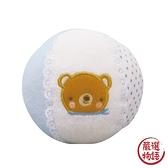 【日本製】【anano cafe】日本製 嬰幼兒寶寶玩具球 小熊 SD-2892 - 日本製