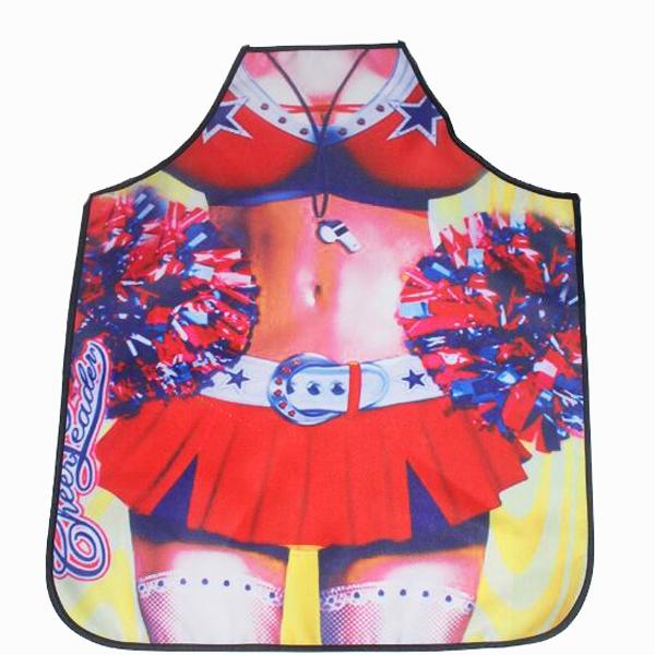 【BlueCat】夢幻美少女 角色扮演搞怪創意圍裙