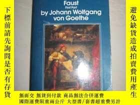 二手書博民逛書店Faust罕見by Johann Wolfgang Von Go
