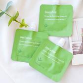 韓國 innisfree 綠茶水平衡面霜 5ml 保濕霜 乳霜 面霜 保濕 綠茶面霜 旅行組 小包裝 隨身包