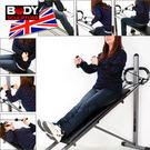 仰臥起坐板│十項全能舞動健身板+拉繩.滑板重量訓練機舉重床見腹機器材運動推薦【BODY SCULPTURE】