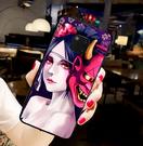 [mata20pro 軟殼] 華為 HUAWEI Mate 20 Pro 手機殼 保護套 外殼 美女般若惡鬼