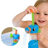 兒童洗澡玩具 海馬抽水泵水龍頭噴水浴室戲水玩具-321寶貝屋