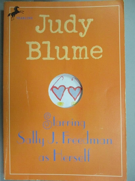 【書寶二手書T9/原文小說_IRN】Starring Sally J. Freedman As Herself_Blume, Judy