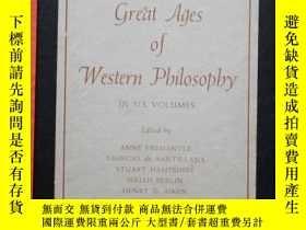 二手書博民逛書店The罕見Great Ages of Western Philo