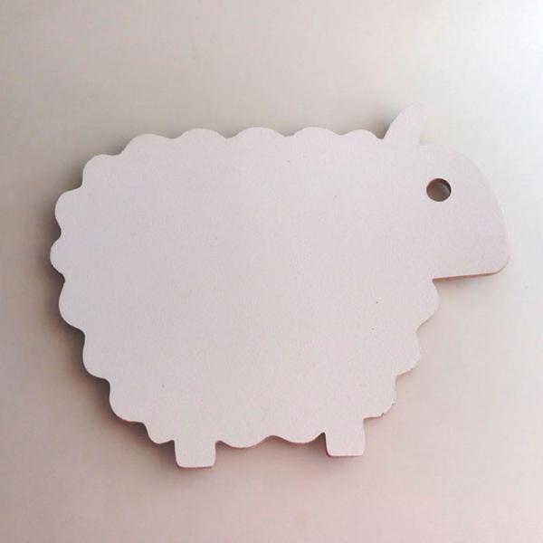 【葡萄牙Amorim】KORKO軟木鍋墊(白羊)1入