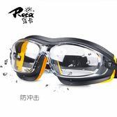 羅卡EF32護目鏡防塵防風沙抗沖擊防化學酸堿噴漆飛濺打磨防護眼鏡 WD一米陽光
