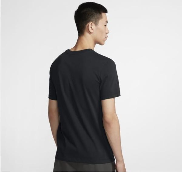NIKE服飾系列-DRI-FIT 男款黑色跑步T恤-NO.CK0638010