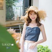 東京著衣-百搭外罩式小可愛上衣-S.M(170908)