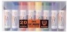 利百代 5~20mm 平方尖 酒精性 POP 907-20 嘜克筆 麥克筆 /支