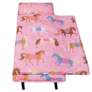 【LoveBBB】無毒幼教睡袋 符合美國標準 Wildkin 49696 凱莉小馬(大) 安親班/兒童睡袋