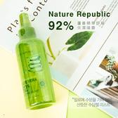 韓國Nature Republic 92%蘆薈精華舒緩保濕噴霧 150ml 【櫻桃飾品】【31913】