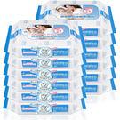 【奇買親子購物網】貝恩Baan NEW嬰兒保養柔濕巾20抽12入