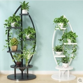 M-客廳家用花架子多層室內特價置物架省空間室內陽台裝飾綠蘿吊蘭架