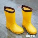 兒童雨鞋超輕款兒童雨靴環保材質防滑水鞋男女童雨鞋【奇趣小屋】