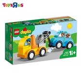 玩具反斗城  LEGO樂高 得寶系列 10883 我的第一台拖吊車