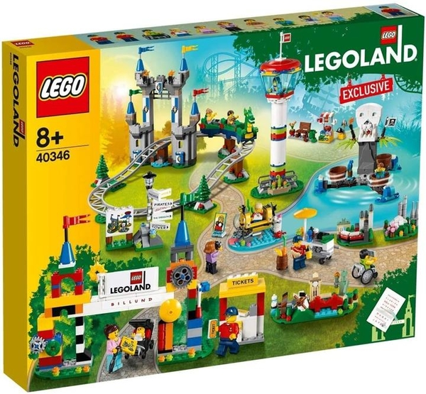 LEGO 樂高 樂高的樂園 40346 LEGOLAND Park 樂高島限定