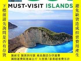 二手書博民逛書店501罕見Must-Visit Islands (501 Ser