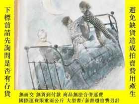 二手書博民逛書店Bed-knob罕見and Broomstick【英文原版32開