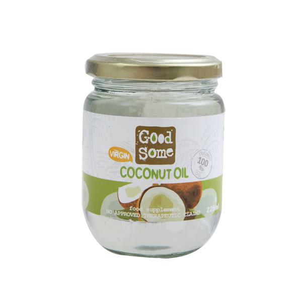 GS冷壓椰子油225ml
