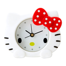 Hello Kitty鬧鐘 立體造型矽膠...