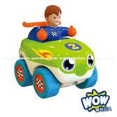 英國WOW Toys 驚奇玩具隨身迷你車音速賽車艾斯10350 好娃娃