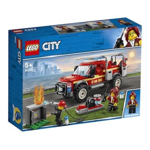 LEGO 樂高 60231 Fire Chief Response Truck