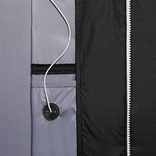 Hurley BLOCKED RUNNER 2.0 JACKET 夾克-男(黑)