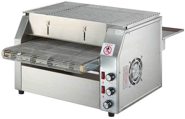 【IYC智能餐飲設備】加大型自動輸送帶烘烤機 220V
