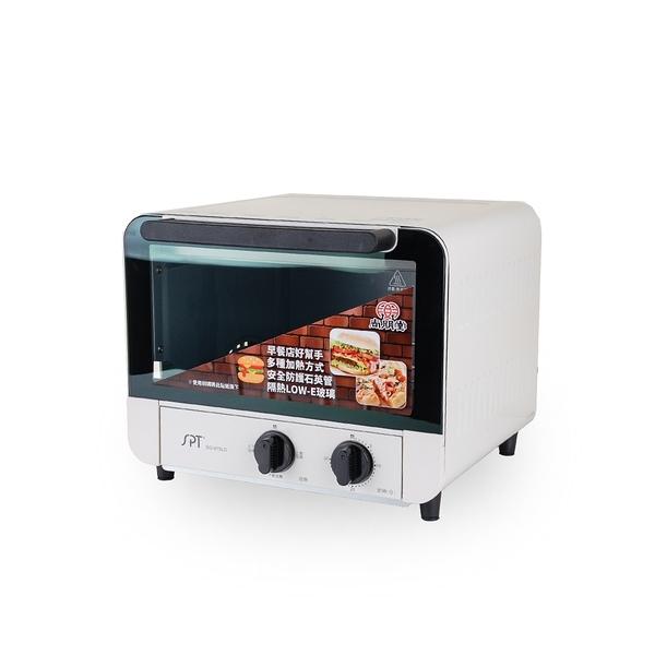 尚朋堂 15L雙旋鈕控管烤箱 SO-915LG