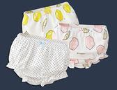 兒童內褲女純棉平角褲寶寶印花褲嬰兒面包褲