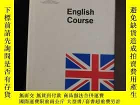 二手書博民逛書店english罕見course 精裝Y163994