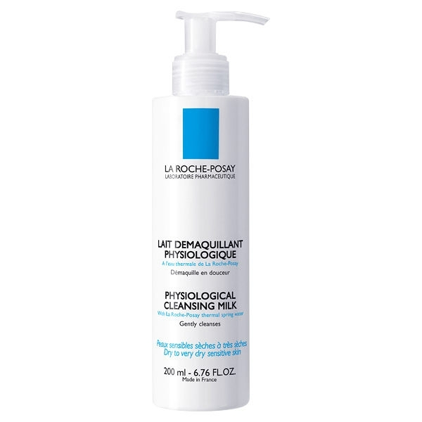 La Roche Posay 理膚寶水 舒緩保溼高效卸妝乳 200ml