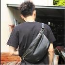 男士斜背包 男士胸包小包時尚潮流單肩包運動斜跨包腰包大容量新款挎包【快速出貨】