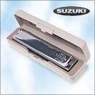 口琴 ► SUZUKI口琴 複音24孔 C調   日本製
