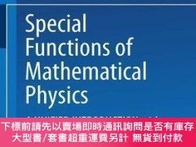 二手書博民逛書店【罕見】Special Functions of Mathematical Physics: A Unified