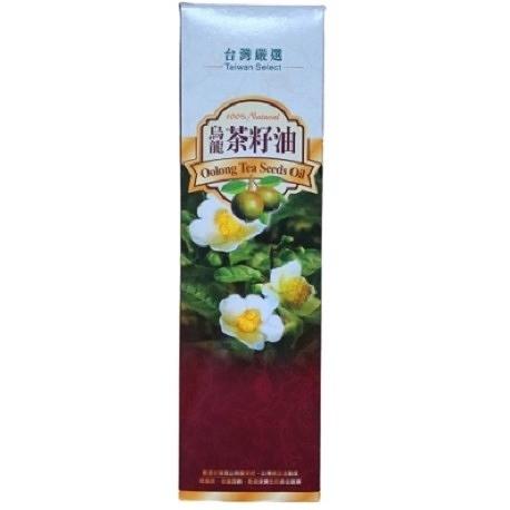 豐滿生技 烏龍茶花籽油 600ml/瓶